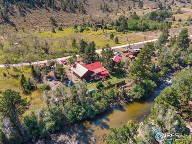 428 Rustic Rd, Bellvue, CO 80512 (MLS #950845) :: Coldwell Banker Plains