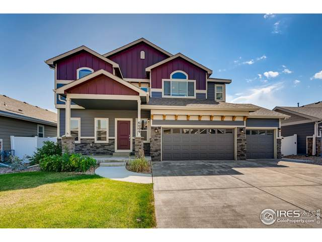 6009 Clarence Dr, Windsor, CO 80550 (MLS #950918) :: Downtown Real Estate Partners