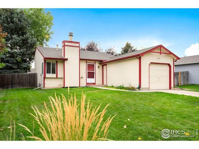 3148 Sharps St, Fort Collins, CO 80526 (MLS #950936) :: Keller Williams Realty