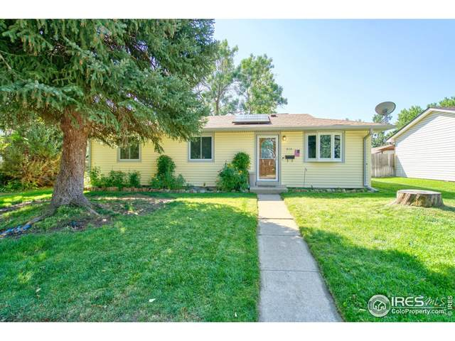 814 E Simpson St A, Lafayette, CO 80026 (MLS #950992) :: You 1st Realty
