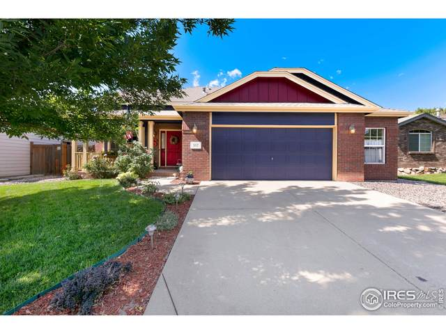 357 Blue Azurite Ave, Loveland, CO 80537 (MLS #951001) :: Downtown Real Estate Partners