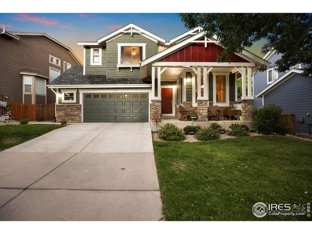 6144 Carmichael St, Fort Collins, CO 80528 (MLS #951151) :: J2 Real Estate Group at Remax Alliance