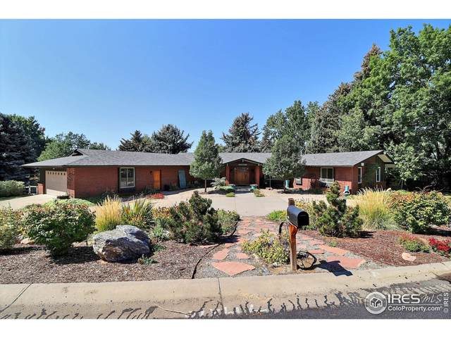 1107 48th Ave, Greeley, CO 80634 (MLS #951193) :: Tracy's Team