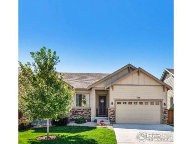 731 Wagon Bend Rd, Berthoud, CO 80513 (#951222) :: The Griffith Home Team