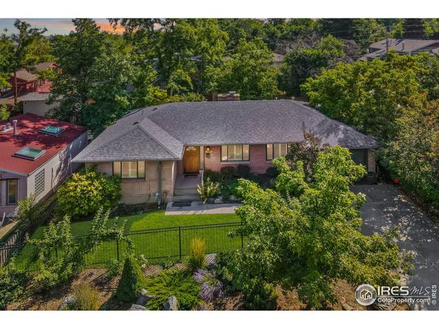 818 9th St, Boulder, CO 80302 (MLS #951257) :: RE/MAX Elevate Louisville