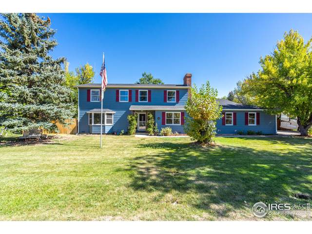 5212 Griffith Dr, Fort Collins, CO 80525 (MLS #951287) :: Tracy's Team