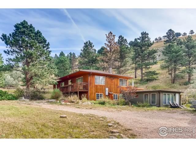 5400 Olde Stage Rd, Boulder, CO 80302 (#951300) :: Hudson Stonegate Team