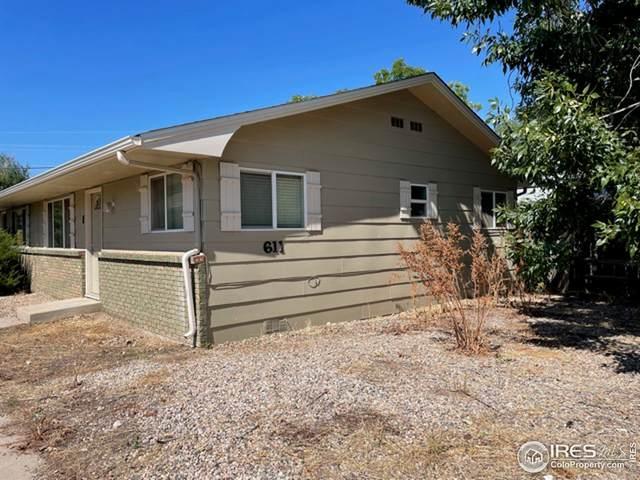 611 N Bryan Ave #1, Fort Collins, CO 80521 (MLS #951317) :: Find Colorado