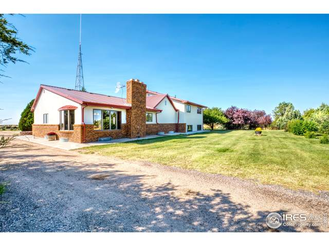 26472 County Road Ee, Snyder, CO 80750 (MLS #951471) :: RE/MAX Alliance