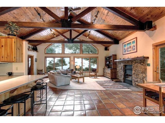 95 Navajo Ct, Lyons, CO 80540 (MLS #951498) :: Kittle Real Estate