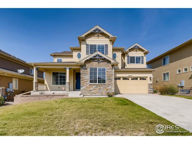20473 Northern Pine Ave, Parker, CO 80134 (MLS #951592) :: J2 Real Estate Group at Remax Alliance