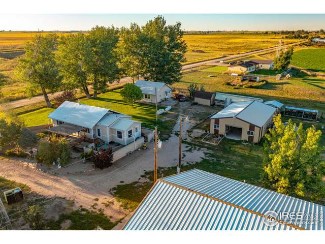 20032 County Road 55, Kersey, CO 80644 (MLS #951611) :: Coldwell Banker Plains