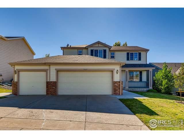 5469 S Shawnee Way, Aurora, CO 80015 (MLS #951632) :: J2 Real Estate Group at Remax Alliance