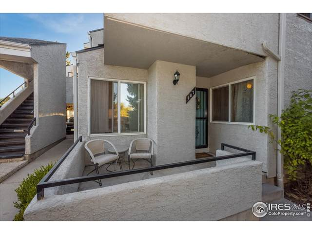 1825 Kendall St #107, Lakewood, CO 80214 (MLS #951670) :: Bliss Realty Group