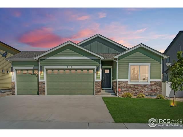 5473 Shoshone Dr, Frederick, CO 80504 (MLS #951672) :: J2 Real Estate Group at Remax Alliance