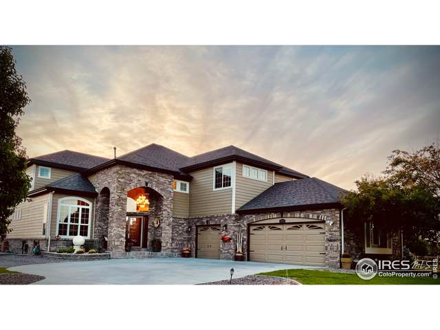 8793 Longs Peak Cir, Windsor, CO 80550 (MLS #951758) :: J2 Real Estate Group at Remax Alliance