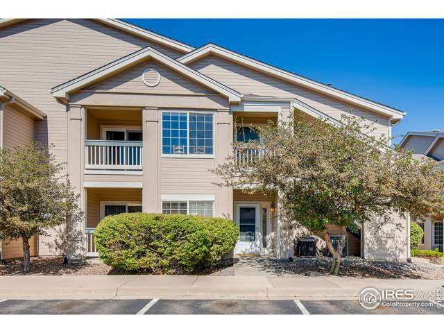 1176 Opal St #102, Broomfield, CO 80020 (MLS #951839) :: Coldwell Banker Plains