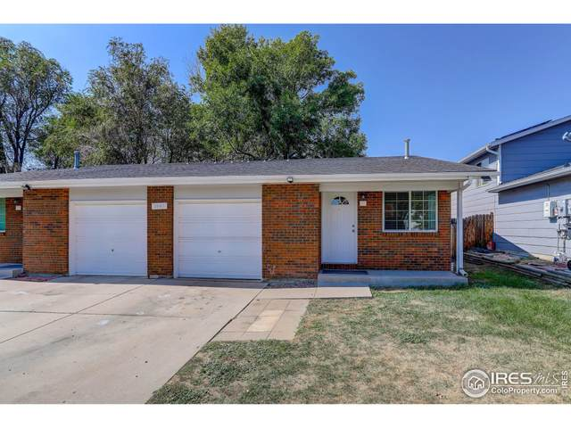 2805 13th Ave 1&2, Greeley, CO 80631 (MLS #951882) :: Coldwell Banker Plains
