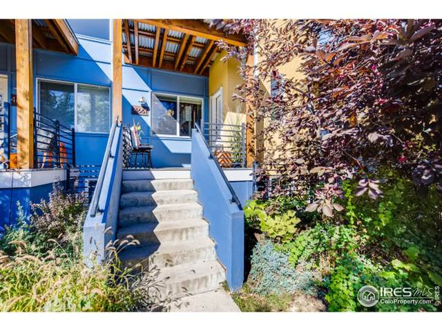 4661 17th St #7, Boulder, CO 80304 (#951911) :: James Crocker Team