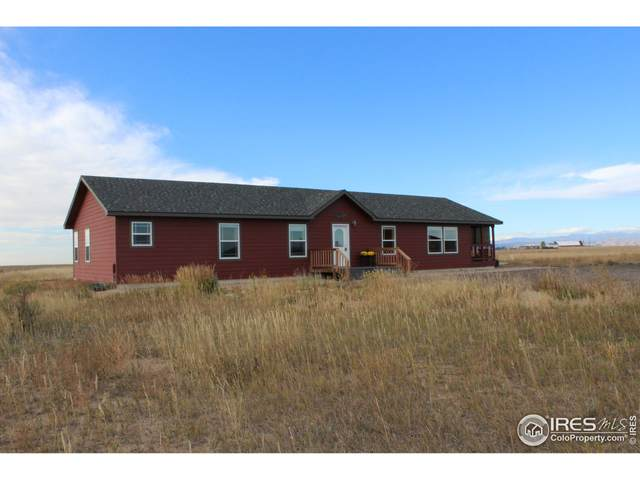 49473 County Road 17, Wellington, CO 80549 (MLS #952005) :: You 1st Realty