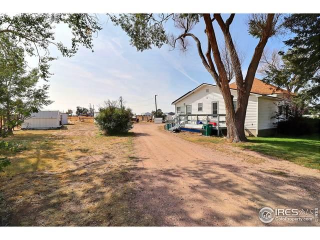 631 W Park Ave, Pierce, CO 80650 (MLS #952026) :: Coldwell Banker Plains