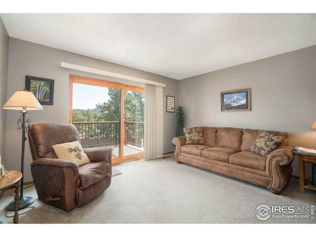 1155 S Saint Vrain Ave #6, Estes Park, CO 80517 (MLS #952036) :: Stephanie Kolesar