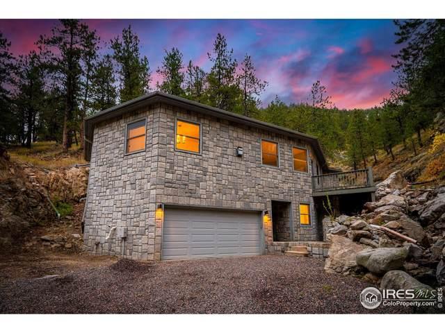 350 Fourmile Canyon Dr, Boulder, CO 80302 (MLS #952061) :: Jenn Porter Group