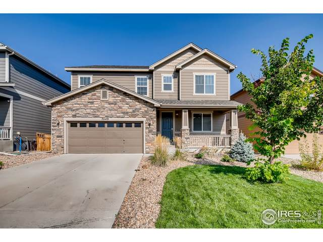 7649 Blue Water Dr, Castle Rock, CO 80108 (MLS #952115) :: You 1st Realty