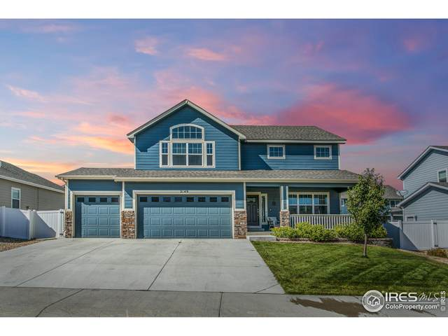 2149 74th Ave Ct, Greeley, CO 80634 (MLS #952173) :: Coldwell Banker Plains