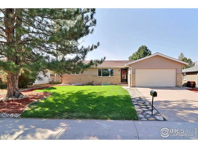 507 36th Ave Ct, Greeley, CO 80634 (MLS #952191) :: Find Colorado Real Estate
