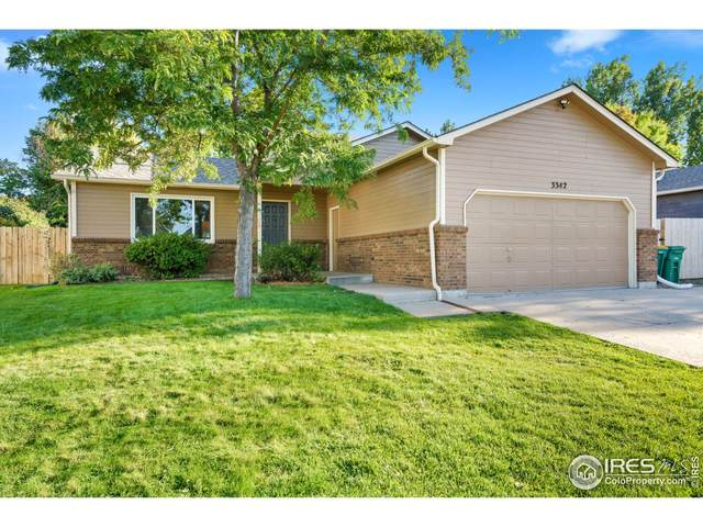 3342 Dudley Way, Fort Collins, CO 80526 (MLS #952236) :: Coldwell Banker Plains