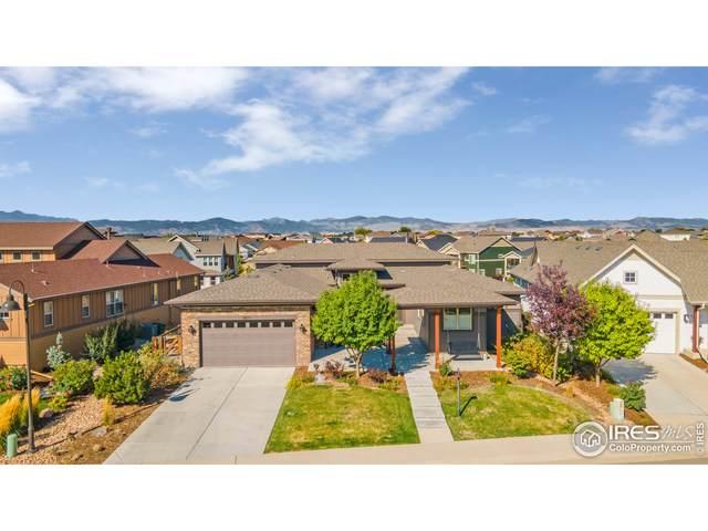2571 Chaplin Creek Dr, Loveland, CO 80538 (MLS #952268) :: Downtown Real Estate Partners