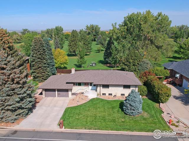 5515 W 24th St, Greeley, CO 80634 (#952309) :: The Griffith Home Team
