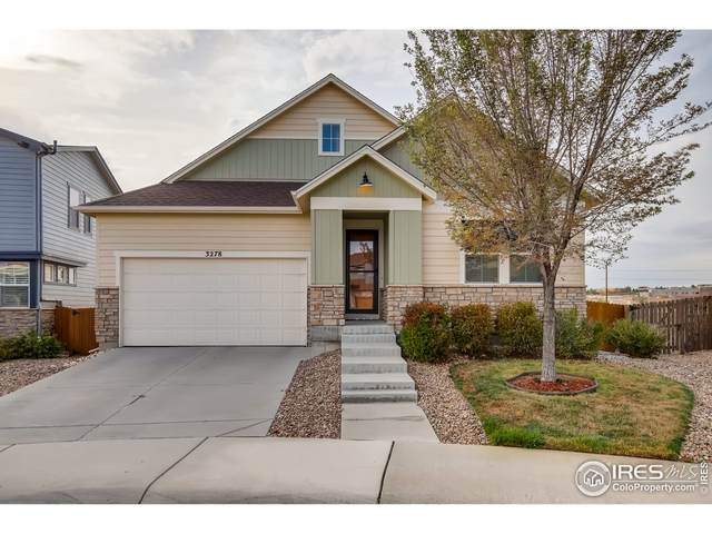 3278 Ghost Dance Dr, Castle Rock, CO 80108 (MLS #952358) :: You 1st Realty