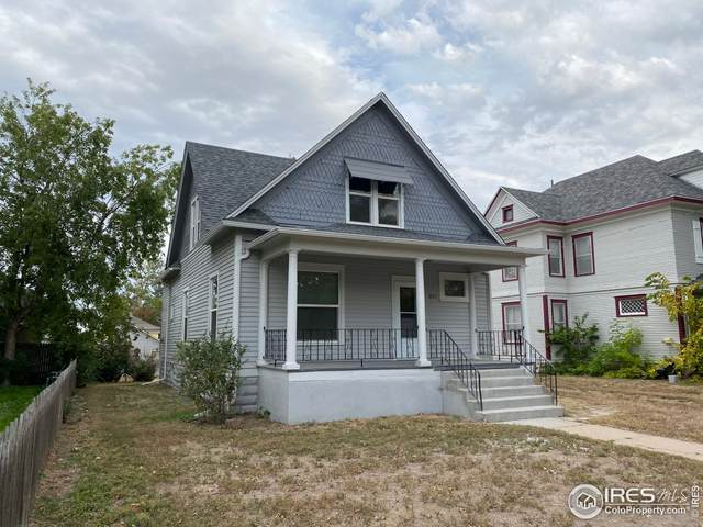 1614 11th Ave, Greeley, CO 80631 (#952441) :: The Margolis Team