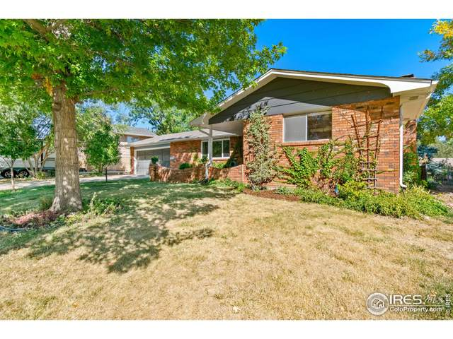 2218 Cameo Ave, Loveland, CO 80538 (MLS #952469) :: J2 Real Estate Group at Remax Alliance
