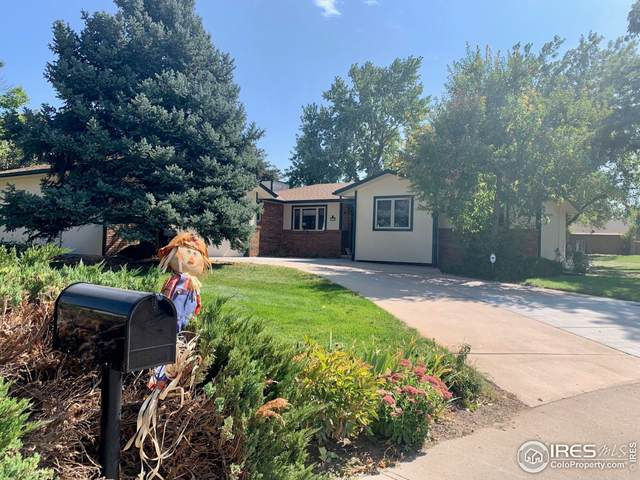 1980 44th Ave, Greeley, CO 80634 (MLS #952489) :: Coldwell Banker Plains
