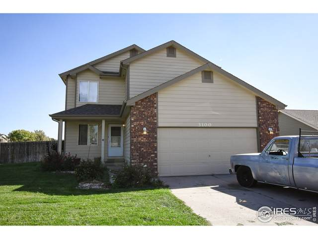3100 49th Ave, Greeley, CO 80634 (MLS #952539) :: Coldwell Banker Plains