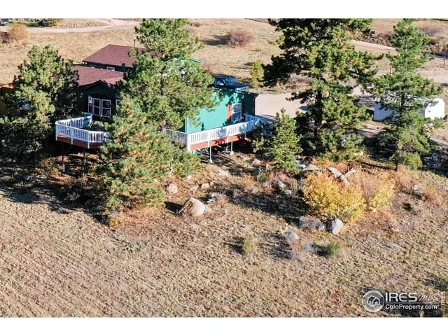 298 Meadowview Dr, Estes Park, CO 80517 (MLS #952714) :: J2 Real Estate Group at Remax Alliance