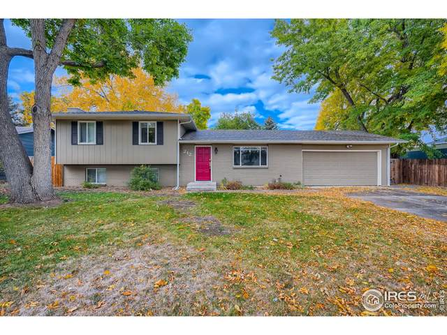 212 E Swallow Rd, Fort Collins, CO 80525 (MLS #952819) :: You 1st Realty