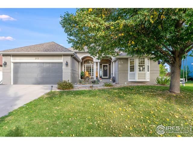 212 Pelican Cv, Windsor, CO 80550 (MLS #952837) :: Find Colorado Real Estate