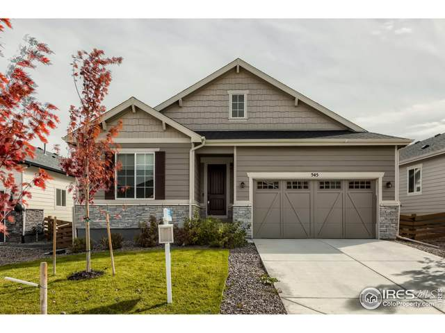 545 Pikes View Dr, Erie, CO 80516 (#952867) :: Relevate | Denver