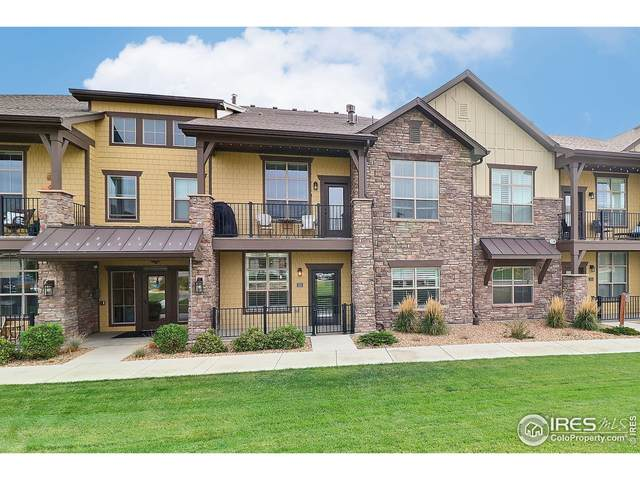 6650 Crystal Downs Dr #103, Windsor, CO 80550 (MLS #953073) :: RE/MAX Elevate Louisville