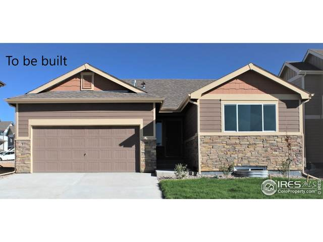 1804 101st Ave Ct, Greeley, CO 80634 (MLS #953141) :: Find Colorado Real Estate