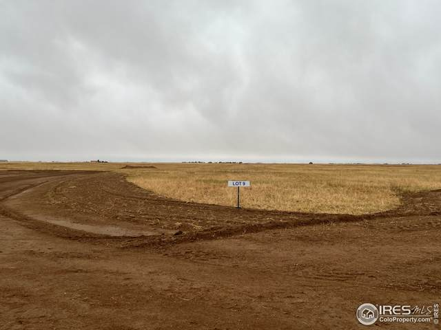 0 (Lot #9) County Road 104, Nunn, CO 80648 (MLS #953152) :: J2 Real Estate Group at Remax Alliance