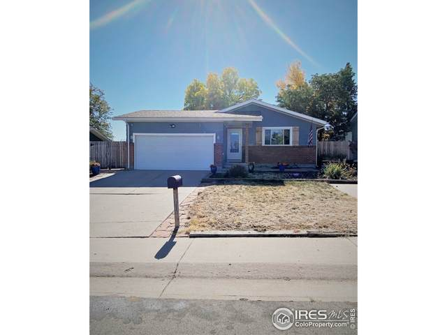 3112 19th St, Greeley, CO 80634 (MLS #953267) :: Sears Real Estate