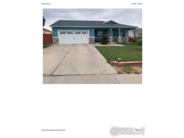 2715 Marina St, Evans, CO 80620 (MLS #953466) :: Sears Real Estate