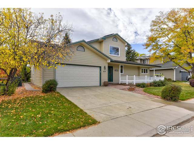 624 W Hickory Ct, Louisville, CO 80027 (MLS #953731) :: The Sam Biller Home Team