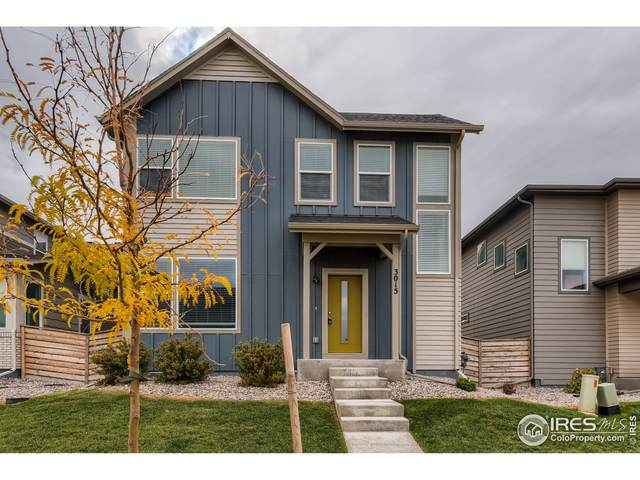 3015 Conquest St, Fort Collins, CO 80524 (MLS #953782) :: Wheelhouse Realty
