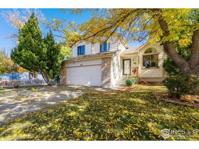 630 Justice Dr, Fort Collins, CO 80526 (MLS #953784) :: Wheelhouse Realty